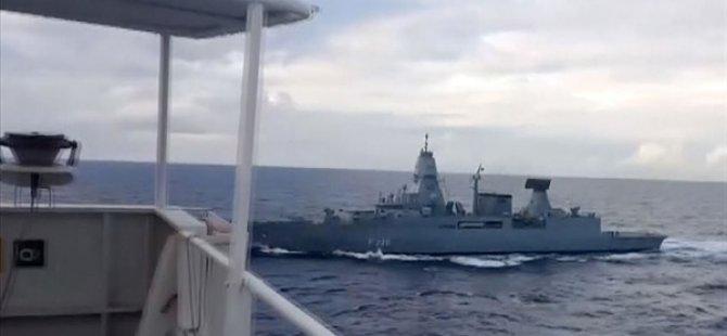 AB'den Türk Gemisindeki Aramaya İlişkin Açıklama