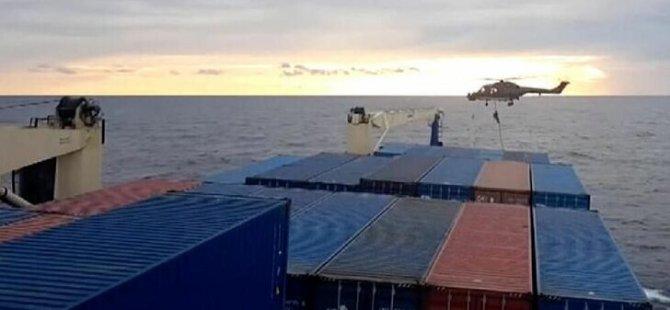 Türk gemisininde yaşanan olayın ayrıntıları açıklandı