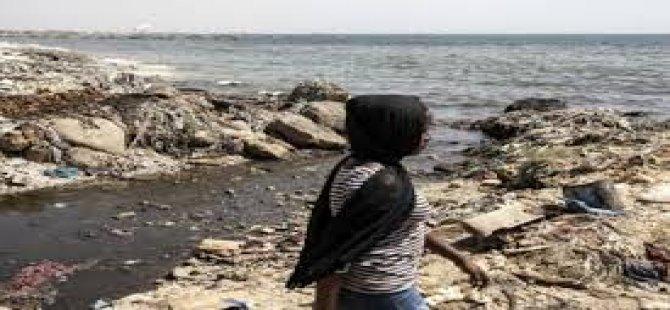 Senegal'de Denizdeki Kimyasal Maddeden Etkilenenlerin Sayısı 1000'i Geçti