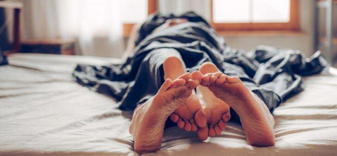 Penis kıran pozisyonlar... Seks yaparken bu pozisyonlar penis kırıyor!