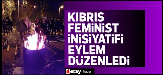 """Kıbrıs Feminist İnisiyatifi'nden Eylem:""""Eşitsizliğe rızam yok"""""""