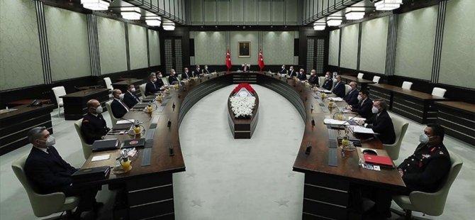 Türkiye MGK Bildirisinde Kıbrıs