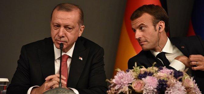 Fransa'dan Türkiye'ye Yaptırım Uygulanması Girişimleri