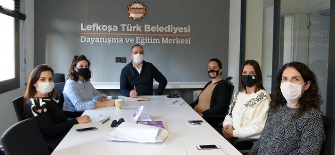Mehmet Harmancı, Evrensel Çocuk Hakları Derneği ile görüştü