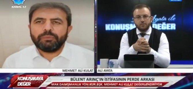 Kulat: AK Parti'nin Kürtlerle Bağının Kopmasına Gayret Ediliyor