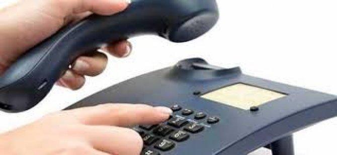 Telefon borcu olanların hizmetleri kesilecek