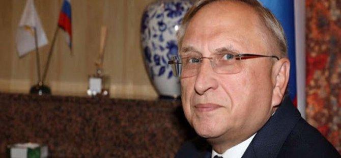 """Osadchıy'den """"Diplomatik Teammülleri Aşan"""" Açıklamalar"""