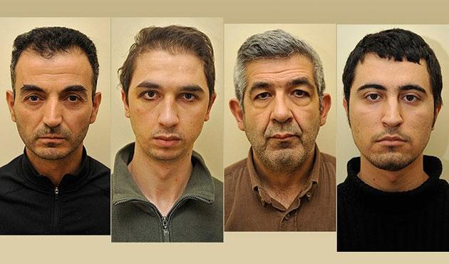 İşte Atina'da yakalanan DHKP-C'liler
