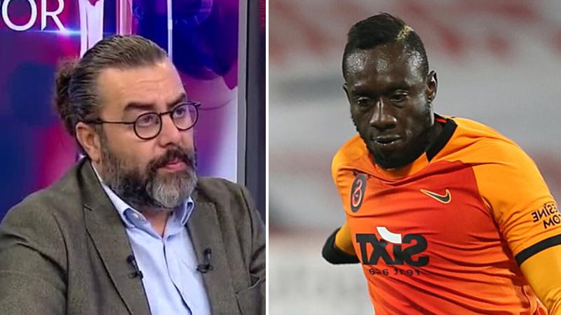 Emre Bol'dan Diagne yorumu: Senegal'de timsah yiyordu, geldi burada topçu oldu
