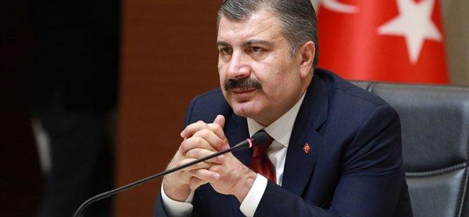 Türkiye'de 55 bin 791 yeni vaka,253 can kaybı