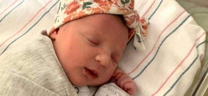 1992'de bağışlanıp dondurulan embriyodan bebek doğdu