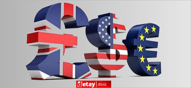 Piyasalarda Dikkat Çeken Düşüş! Dolar, Euro Ve Sterlin Eridi!