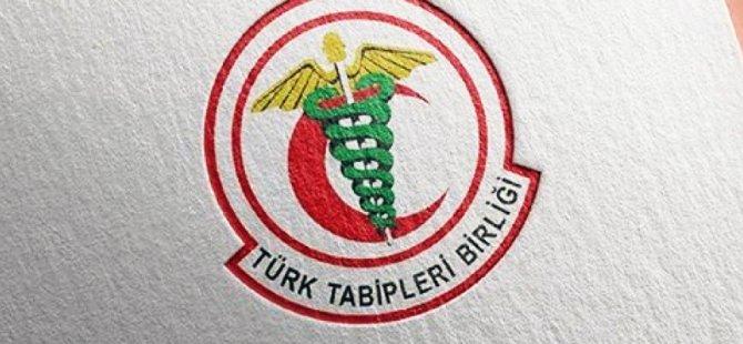 TTB, beş doktorun daha Koronavirüs nedeniyle hayatını kaybettiğini duyurdu