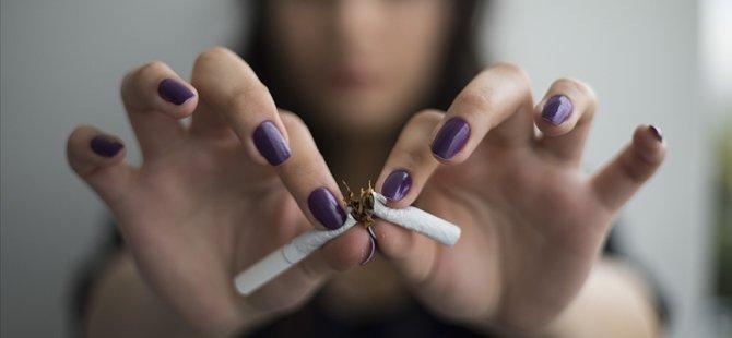 Koronavirüs süreci sigarayı bırakmanın 'tam zamanı'