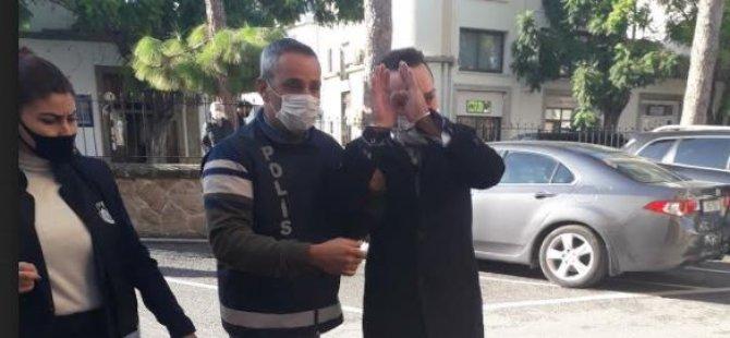 Girne'de telefon hırsızlığı