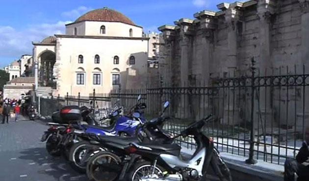 Atina'daki Camide Sona Doğru