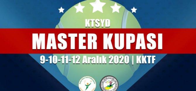 KTSYD Master Kupası başlıyor