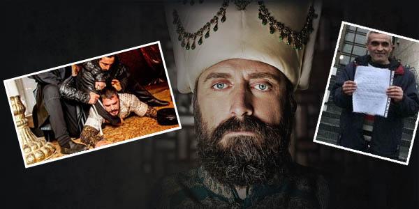 Fanatik İzleyici Sultan Süleyman'ı Polis'e Bildirdi