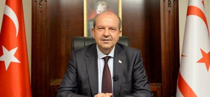 Cumhurbaşkanı Ersin Tatar, Kuzey Kıbrıs Bankalar Birliği'ni kabul edecek.