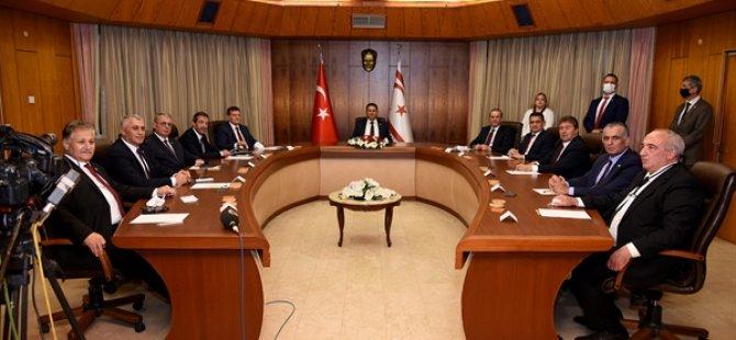 İşte UBP-DP-YDP koalisyonunun hükümet programı