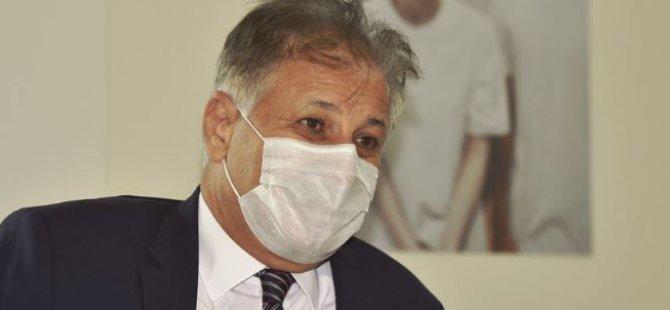 Sağlık Bakanı Ali Pilli'den başsağlığı mesajı