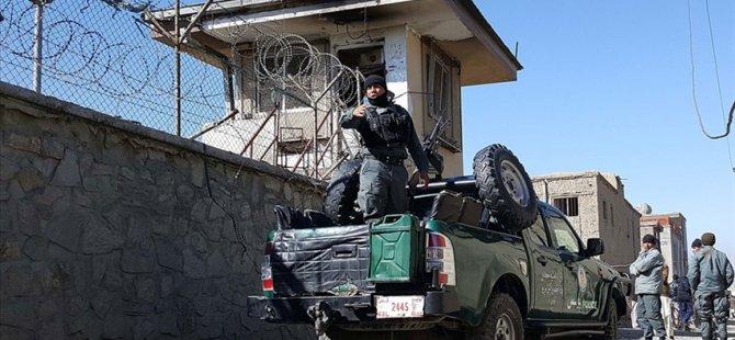 Afganistan'da Taliban Saldırısında 10 Güvenlik Görevlisi Öldü