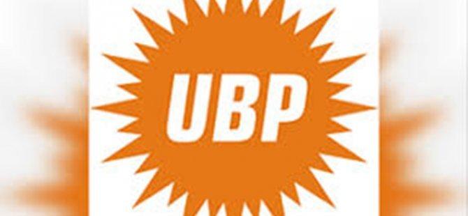 UBP MYK toplandı