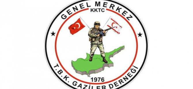 K. T. Barış Kuvvetleri Gaziler Derneği, Pençe Kartal-2 Harekatı'nda Şehit Edilen 13 Asker İçin Taziye Mesajı Yayımladı