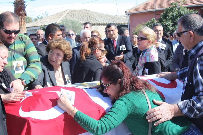 Beyarmudu Eski Belediye Başkanı Hüseyin Beyar Toprağa verildi