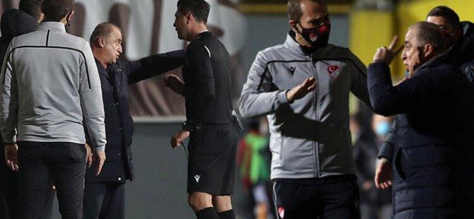 alatasaray'da Fatih Terim'e ağır ceza! Kaçıracağı maç sayısı...