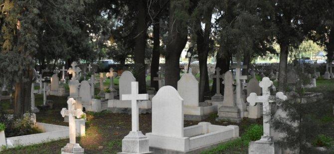 Girne Belediyesi İngiliz Mezarlığını Düzenledi