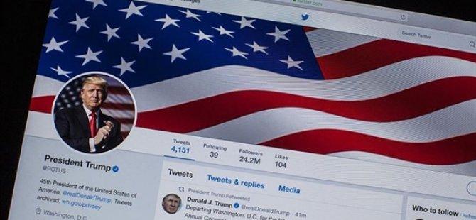 Twitter, Facebook Ve Instagram Trump'ın Hesabını Askıya Aldı