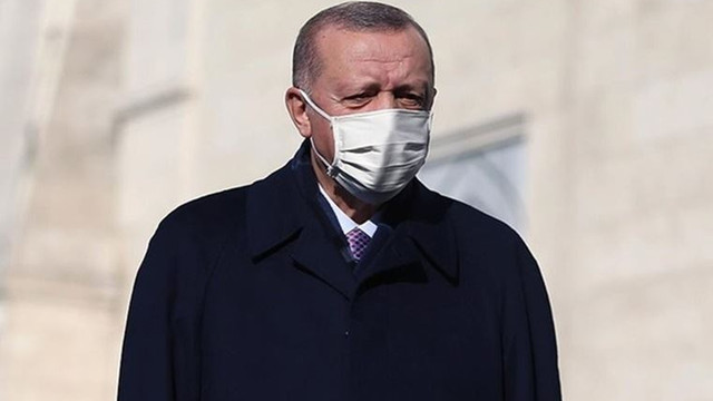 Erdoğan koronavirüs aşısı oldu