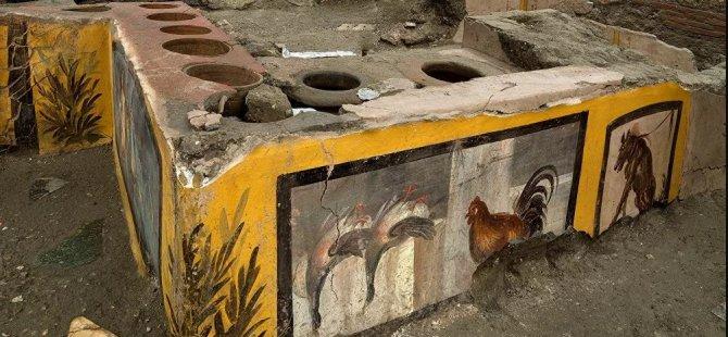 Βρέθηκε το πρώτο εστιατόριο Fast Food στην ιστορία.  2000 ετών!