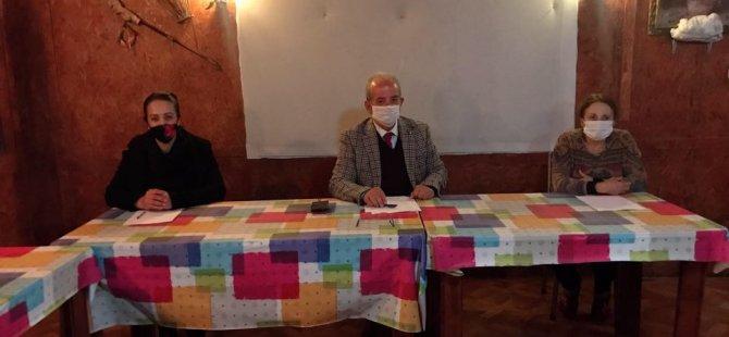 TKP-YG Güzelyurt İlçe Kongresi gerçekleştirildi