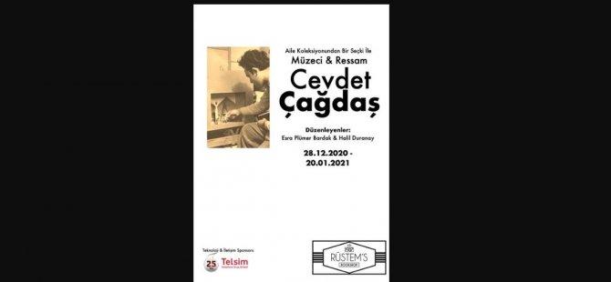 Ο μουσειολόγος και ο ζωγράφος Cevdet Cagdas εορτάστηκαν στην πρώτη επέτειο του θανάτου του