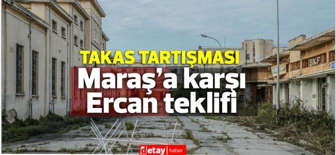 Η πρόταση του Ercan κατά του Maraş περιλαμβάνεται στην ημερήσια διάταξη