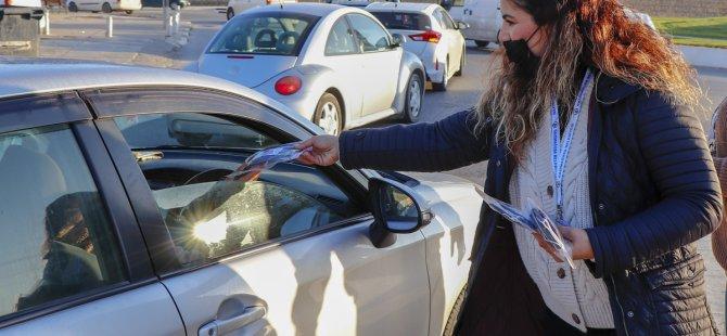Ο Δήμος Αμμοχώστου διανέμει μάσκες σε πολίτες