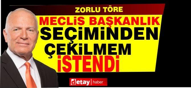 "Töre: ""Το κόμμα μας δεν το άξιζε αυτό"""