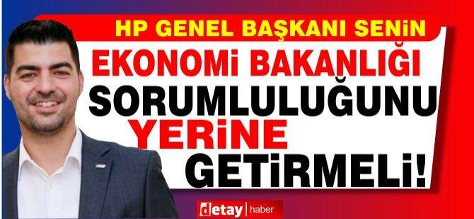 Η Yenal Yours είπε ότι οι δηλώσεις ελάχιστου μισθού της Arıklı ήταν ασυνεπείς.