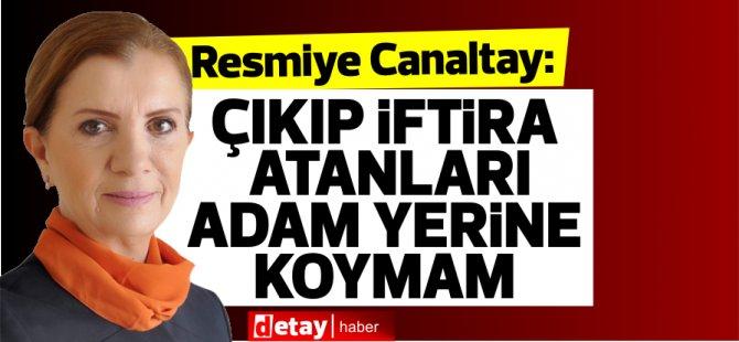 Επίσημη Canaltay: Δεν θα βάλω αυτούς που βγαίνουν έξω και συκοφαντούν