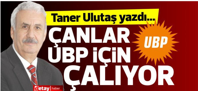 Ο Taner Ulutaş έγραψε … Τα κουδούνια χτυπούν για το UBP