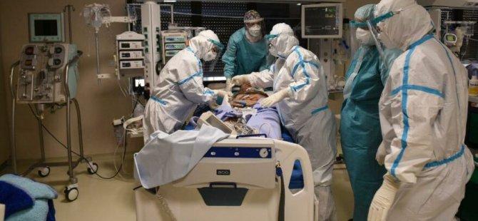 Son bir ayda İngiltere'de yaşayan 42 Kıbrıslı Türk koronavirüs nedeniyle hayatını kaybetti