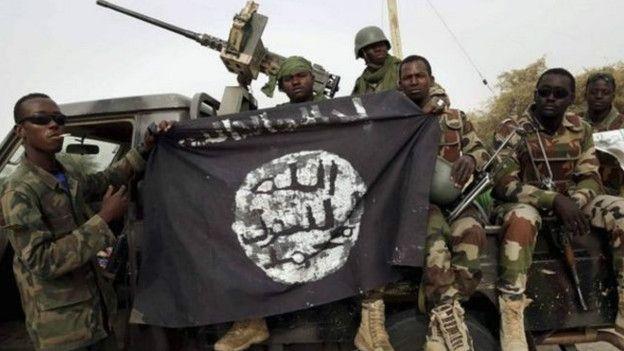 Çavuşoğlu'ndan YGP çıkışı: Boko Haram da taksınlar