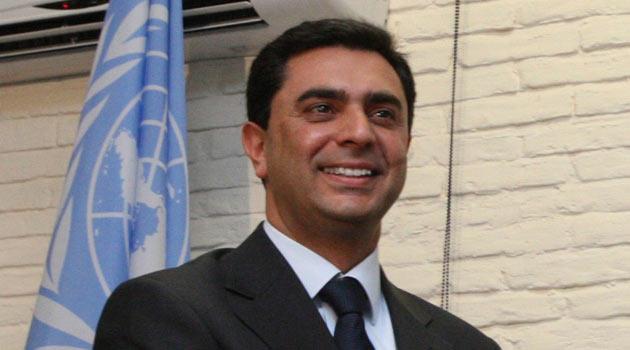 Dışişleri Bakanı Özdil Nami Brüksel'de Temaslarda Bulunuyor