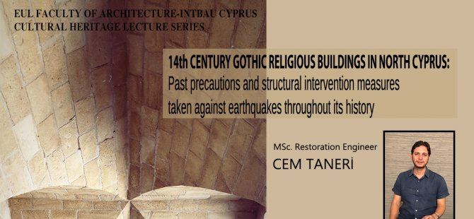 LAÜ Mimarlık Fakültesi ve INTBAU Kıbrıs ortak etkinliği düzenlendi