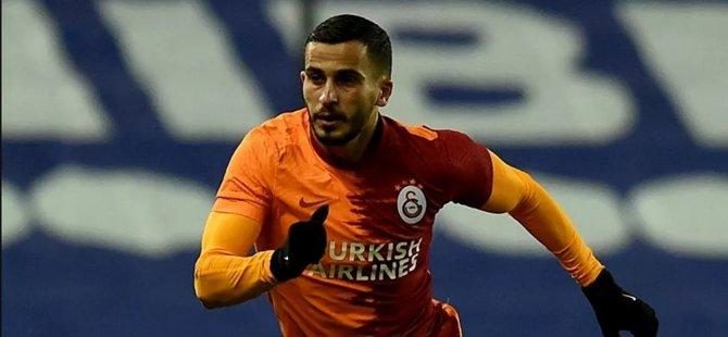 Galatasaraylı futbolcu Omar Elabdellaoui'nin sağlık durumuna ilişkin açıklama