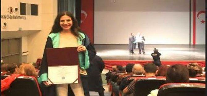Doç. Dr. Dilek Latif, programa Katılmaya Hak Kazanan 20 Akademisyen Arasında Yer Aldı.