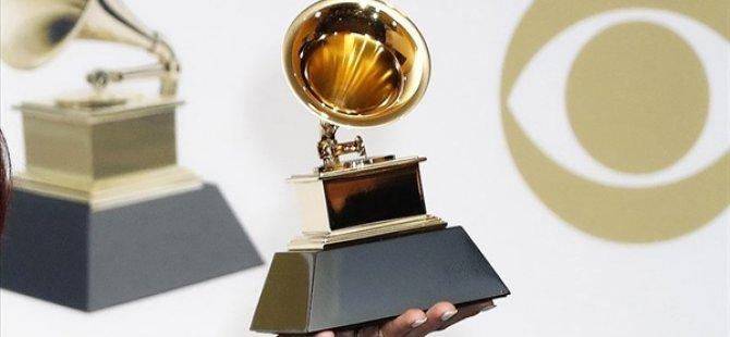 Grammy Ödülleri Programı ertelendi
