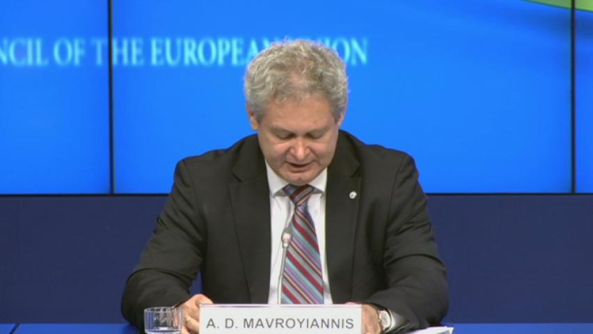 Mavroyannis, Müzakerelerin Aylarca Sürebileceğini Açıkladı